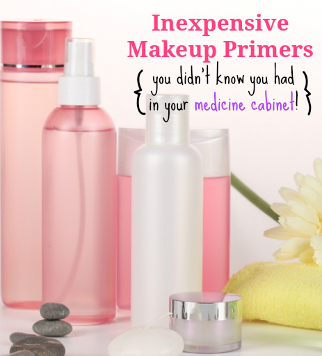inexpensive makeup primers