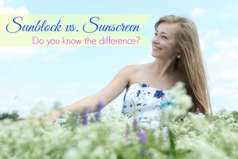 sunblock-vs-sunscreen
